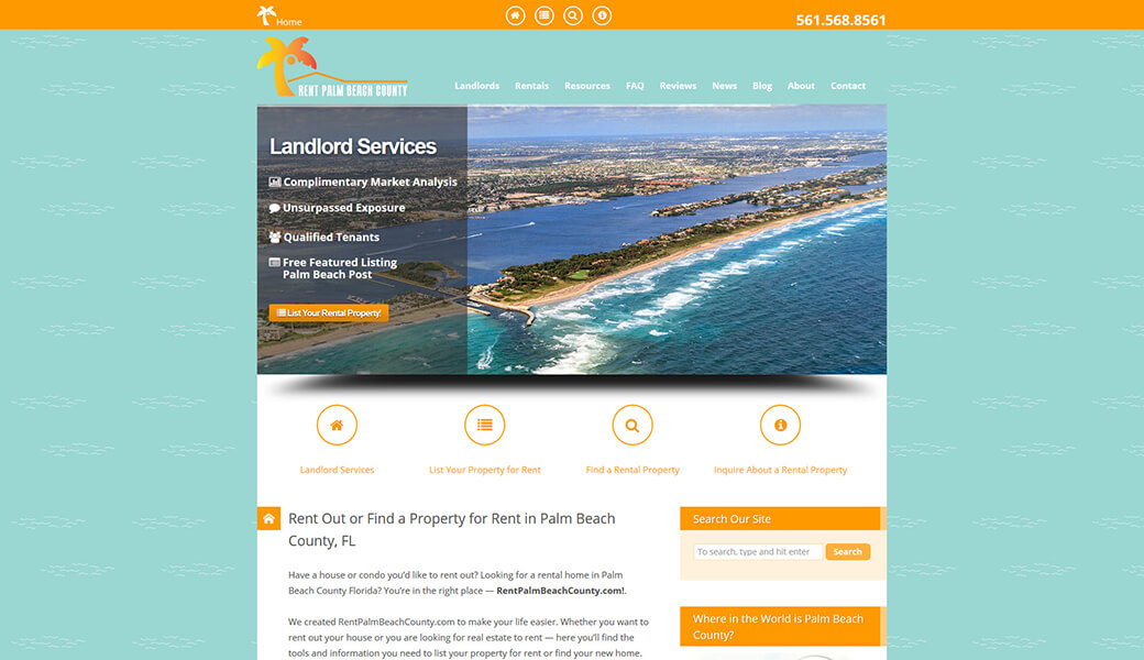 Rent Palm Beach County