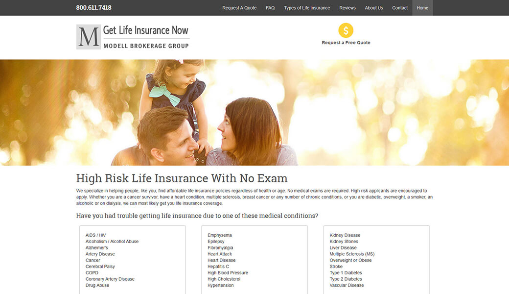 Get Life Insurance Now