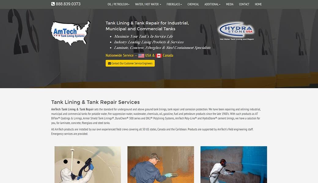 AmTech Tank Lining & Tank Repair