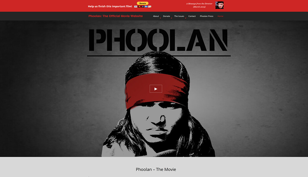 Phoolan: The Official Movie