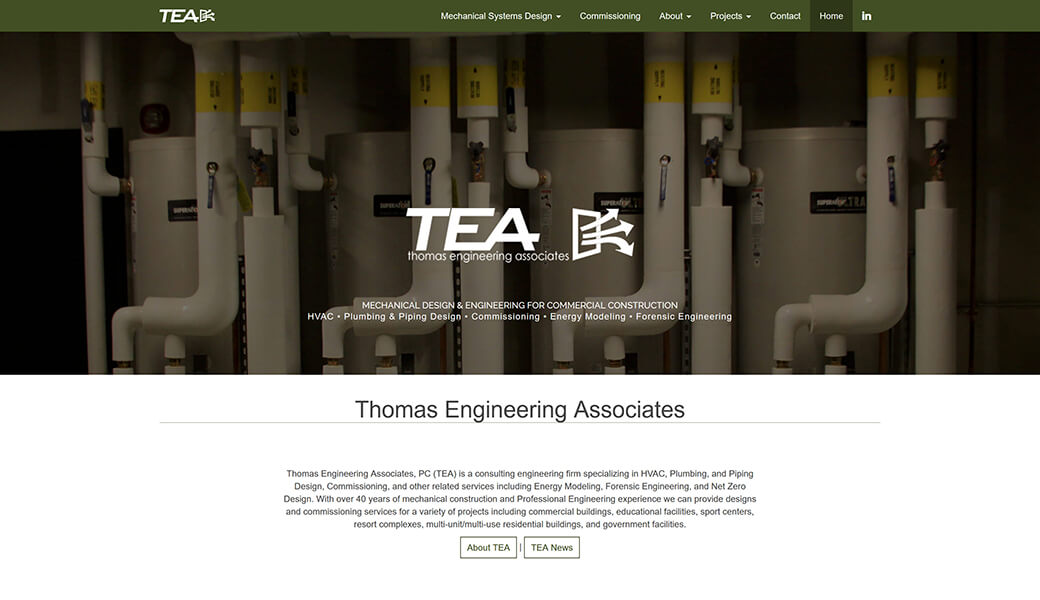 Thomas Engineering Associates