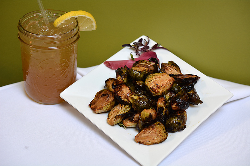 Chef Ryan Mayo's Caramelized Brussels Sprouts